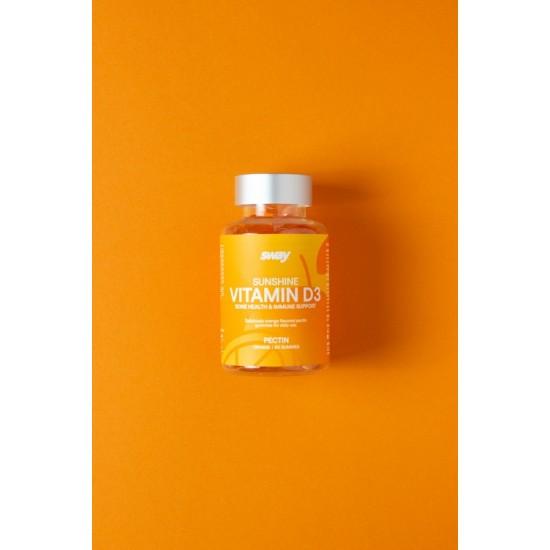 Vitamin D3 - für die Immunkraft 1000